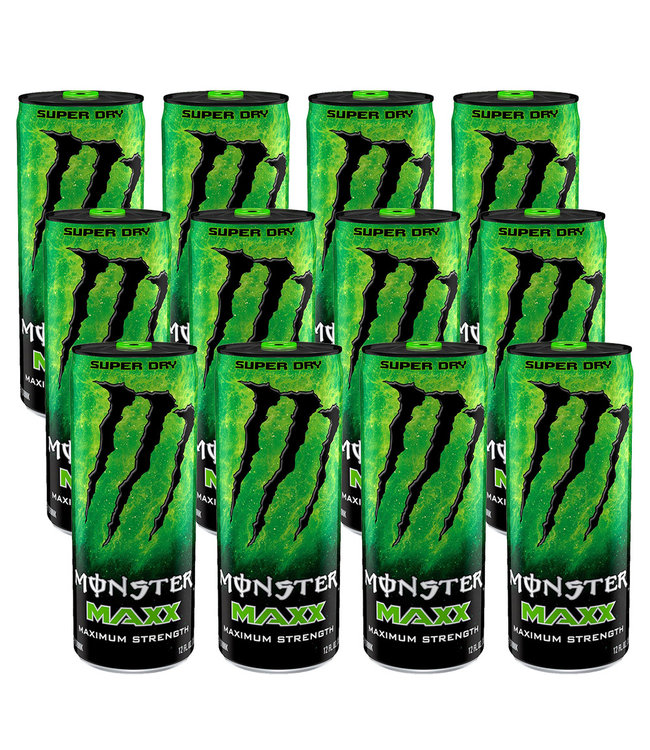 Monster Energy Maxx  Super Dry Tray