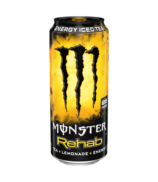 Monster Energy Rehab Lemonade