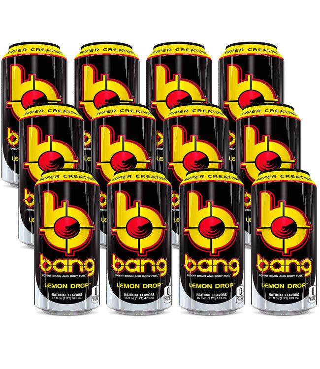 Bang Lemon Drop Tray