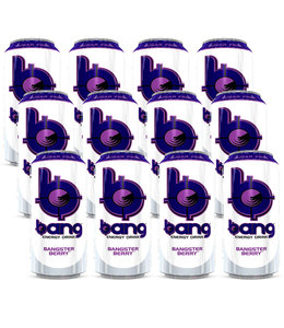 Bangster Berry 12x500ml