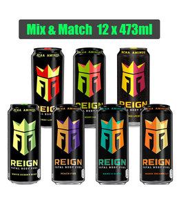 Reign USA Mix-Pack 12x473ml
