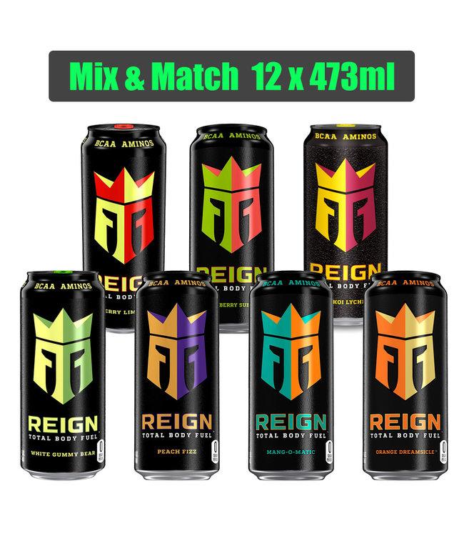 Reign Mix Tray USA