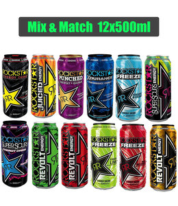 Rockstar Mix-Pack EU 12x500ml