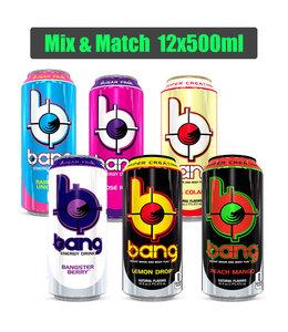 Bang Mix-Pack 12x500ml