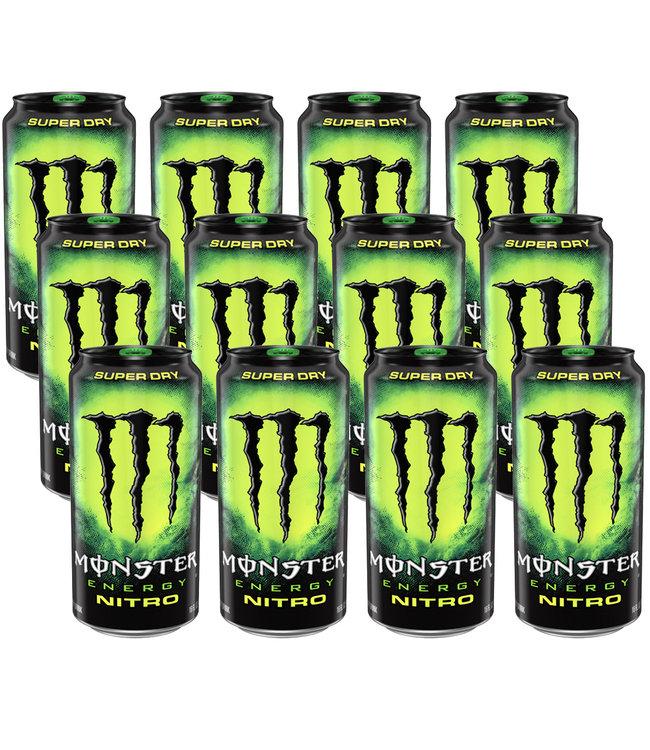Monster Energy Nitro  Super Dry Tray