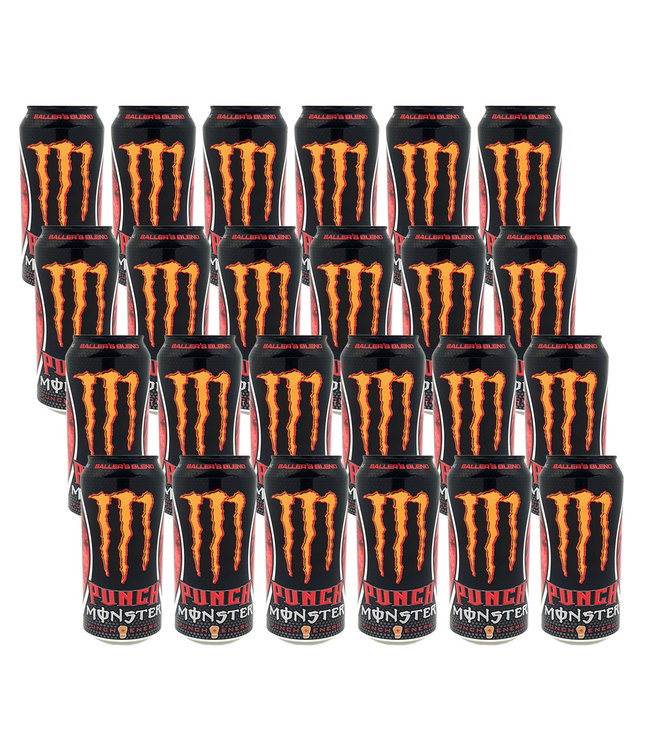 Monster Punch Ballers Blend Tray