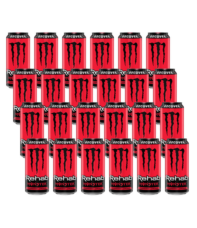 Monster Energy Recover Strawberry Tray