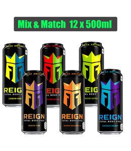 Reign Mix-Pack EU 12x500ml