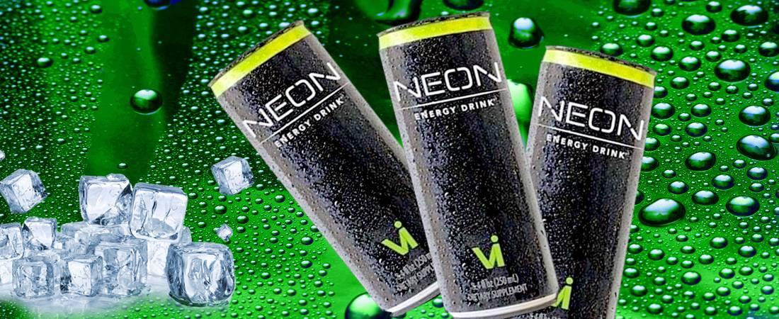 Vi Neon Energy Drink!