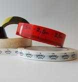 rubans en PVC imprimé 12 mm