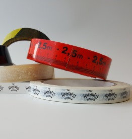 PVC tape printed 38 mm