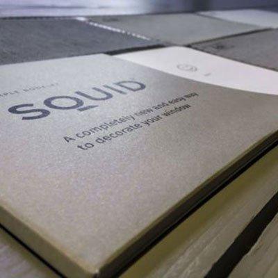 Squid foil samples