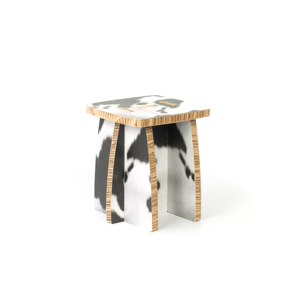 Stool with own imprint