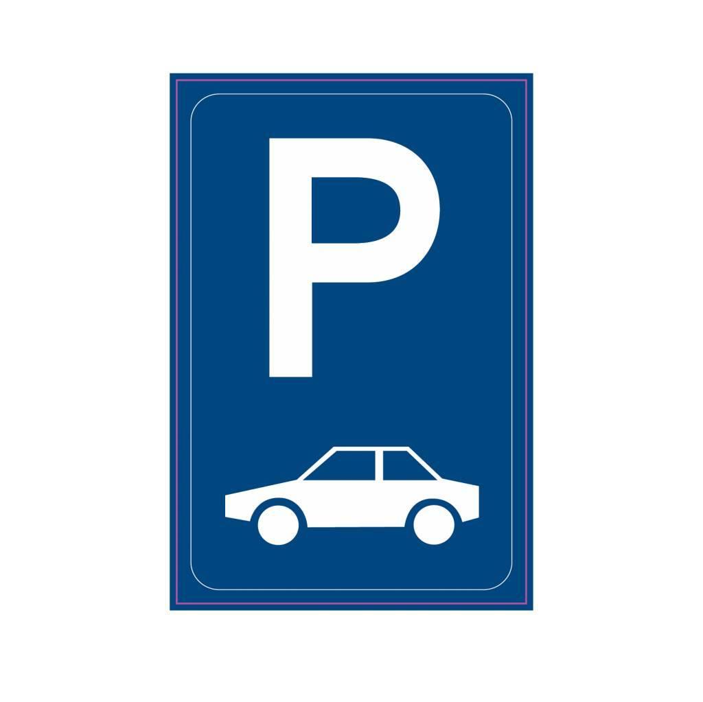 Parkeergelegenheid bestemd voor voertuigcategorie