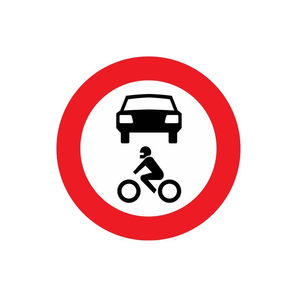 Durchfahrtsverbot für Kraftfahrzeuge