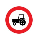 Durchfahrtsverbot Traktoren