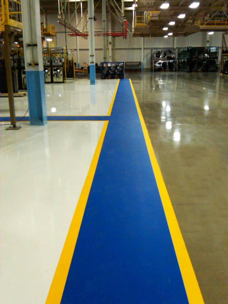 Floor lining Mean Lean