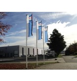 Flagpole pour le drapeau du pays - Copy - Copy - Copy