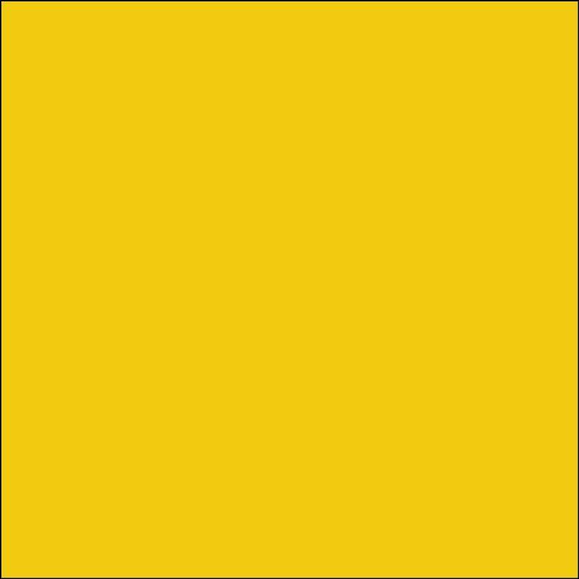 Oracal 631: Licht geel Mat RAL 1021