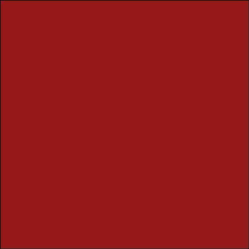 Oracal 631: rojo oscuro Estera