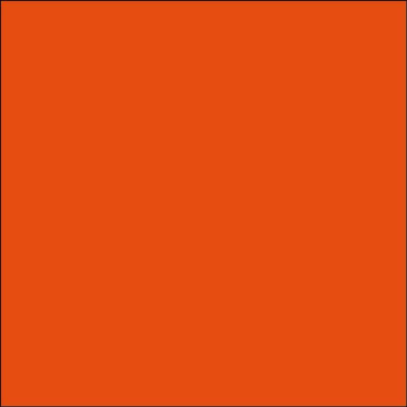 Oracal 631: Oranje Mat RAL 2004
