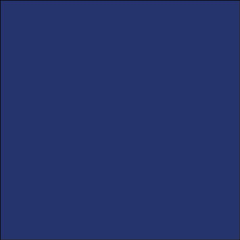 Oracal 631: azul real Estera