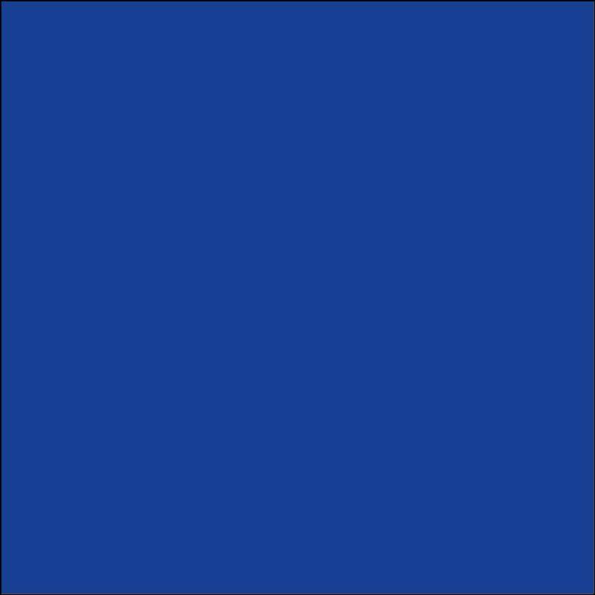 Oracal 631: azul brillante Estera