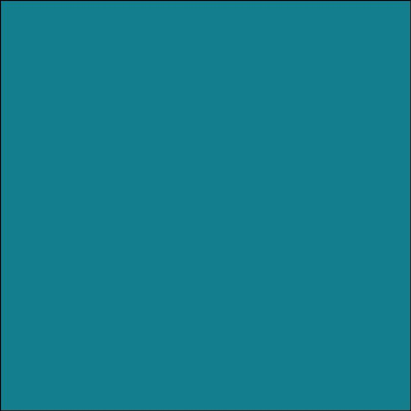 Oracal 631: Turquoise blauw Mat RAL 5018