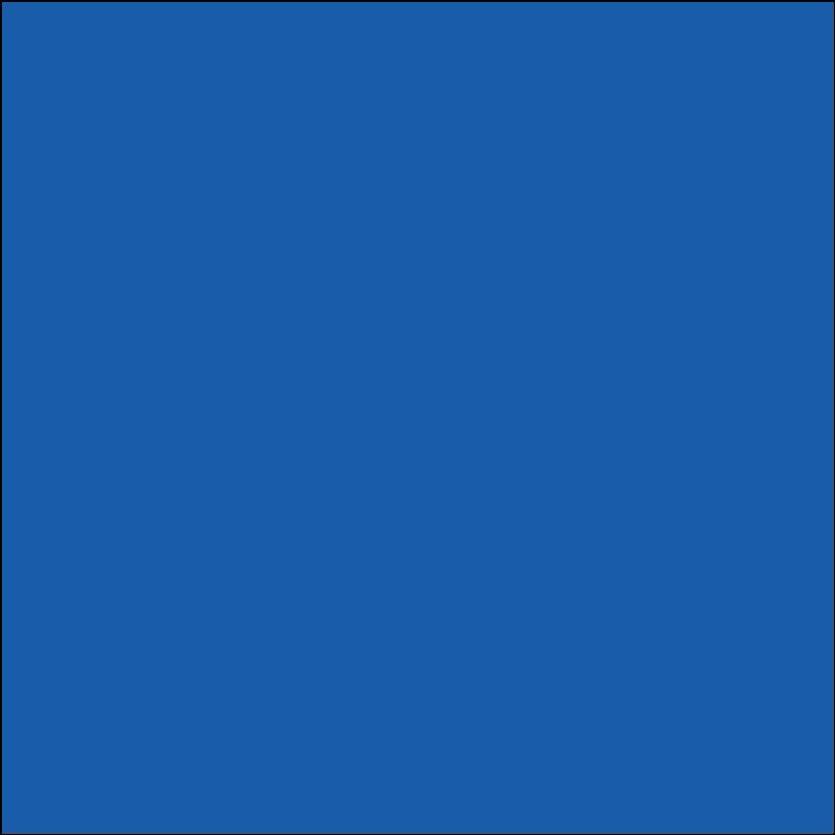 Oracal 651: Azure blauw RAL 5015