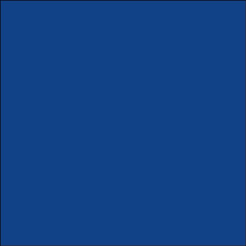 Oracal 651: Verkeersblauw RAL 5017