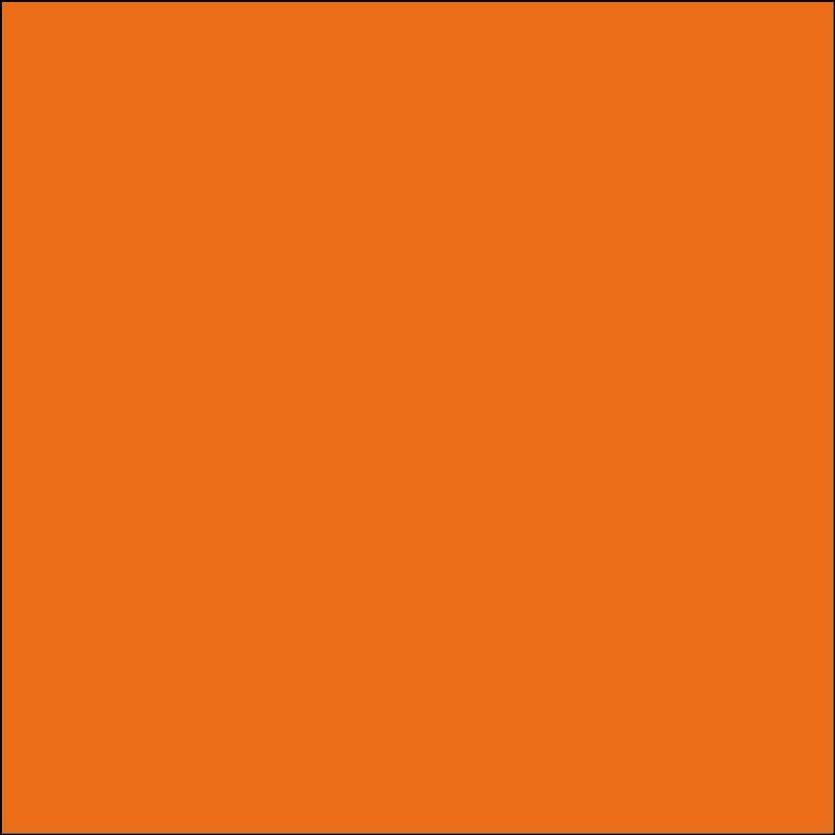 Oracal 651: Pastel oranje RAL 2003