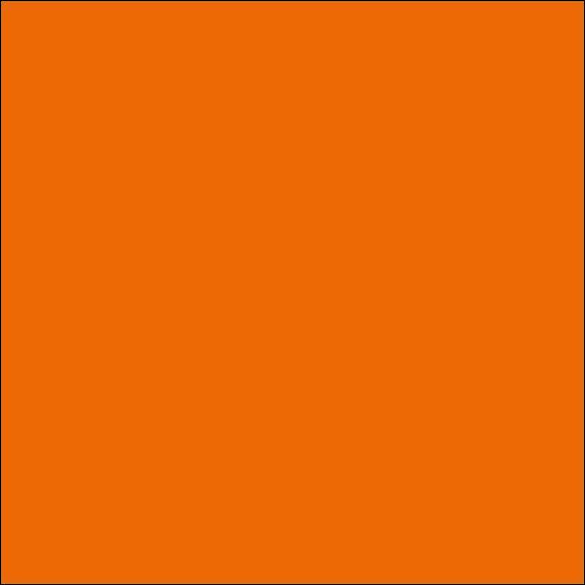 Oracal 651: Licht oranje RAL 2008