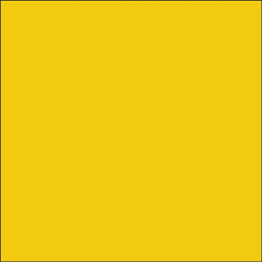 Oracal 651: Licht geel RAL 1021
