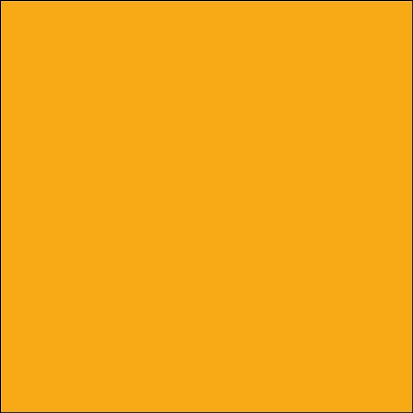Oracal 651: Goud geel RAL 1033