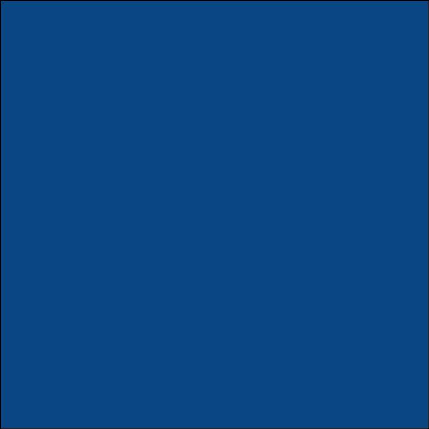 Oracal 651: Gentian blue