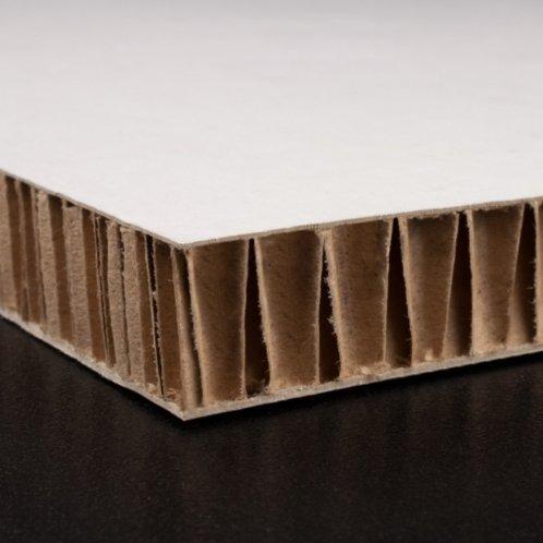 Cartel de cartón