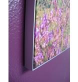 Textile frame incl. cloth