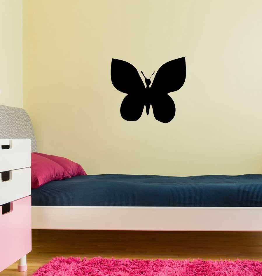 Vlinder Sticker