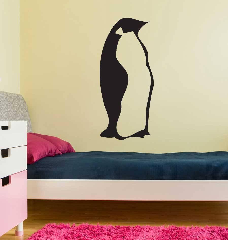 Pinguin Sticker