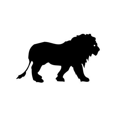 Leeuw1 Sticker