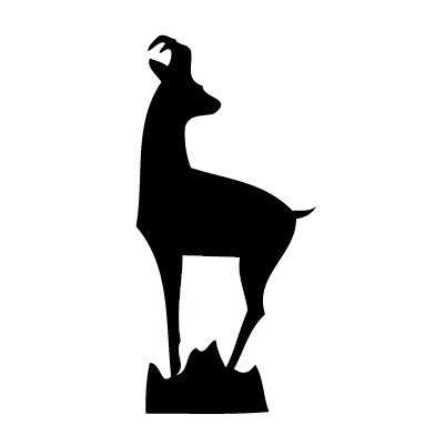 Hert Sticker