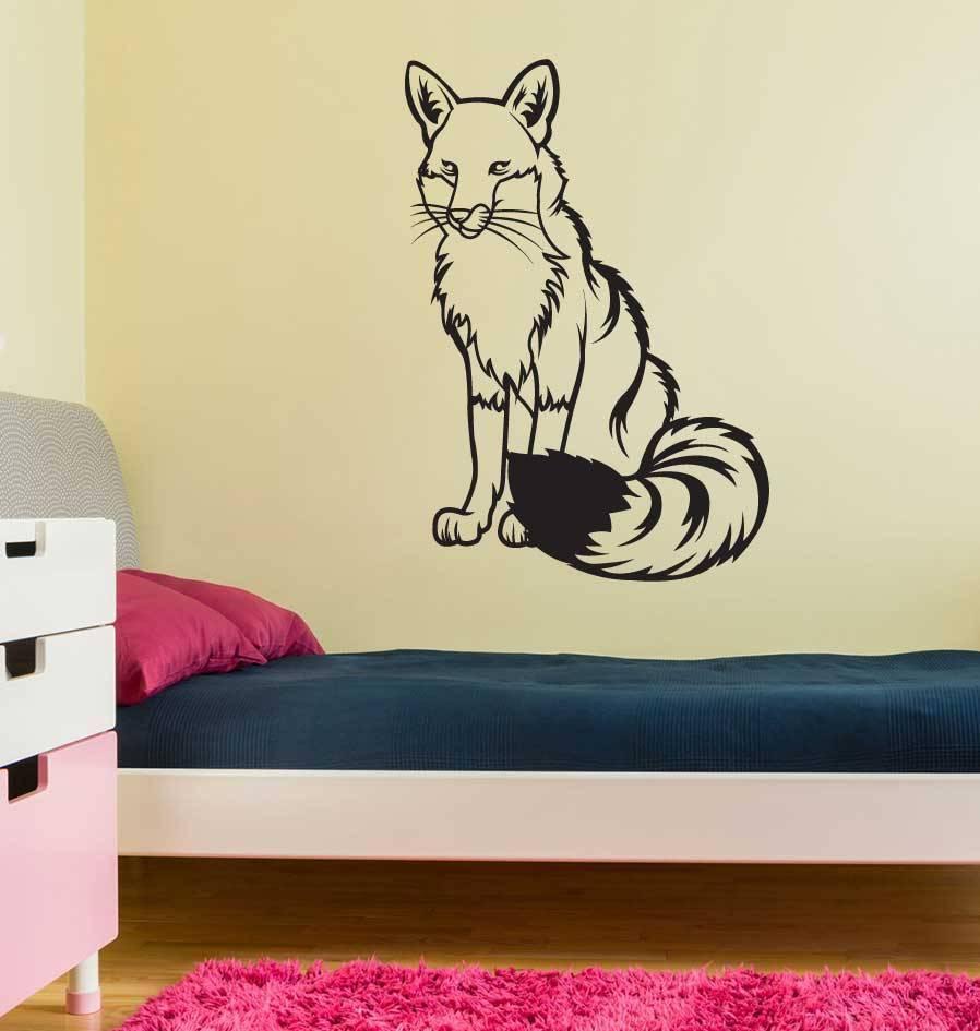 Fuchs 1 Sticker