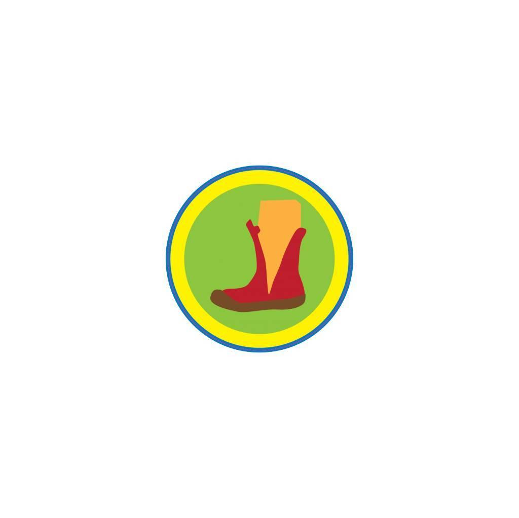 Schoen 4 sticker