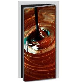 Chocola1 Deur sticker