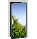 Getreide1 Tür Aufkleber