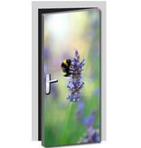 Bumblebee Door sticker