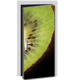 Kiwi Door Sticker