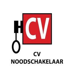 CV emergency switch Sticker