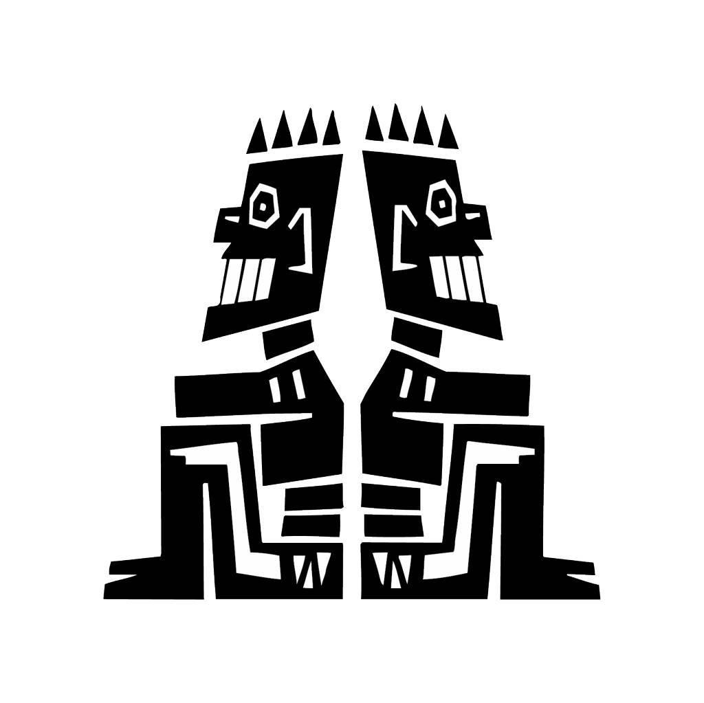 Tweeling sterrenbeeld sticker