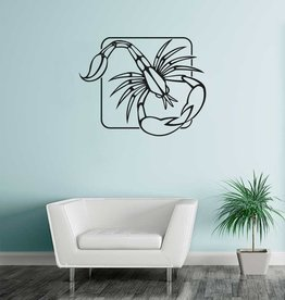 Skorpion Sternzeichen Sticker 1